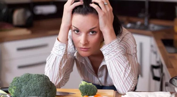 Διατροφική Αγωγή, Άγχος & Υπερφαγία