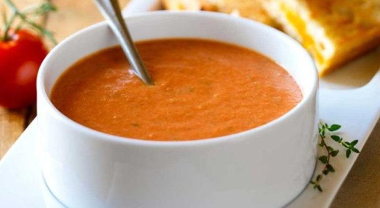 Κοκκινιστός τραχανάς σούπα