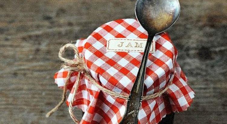 Σπιτική Μαρμελάδα Light με ρόδι και μήλο