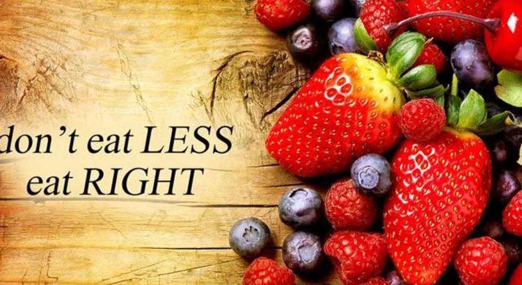 5 Αξίες που όλοι πρέπει να γνωρίζουμε για τη Διατροφή μας!